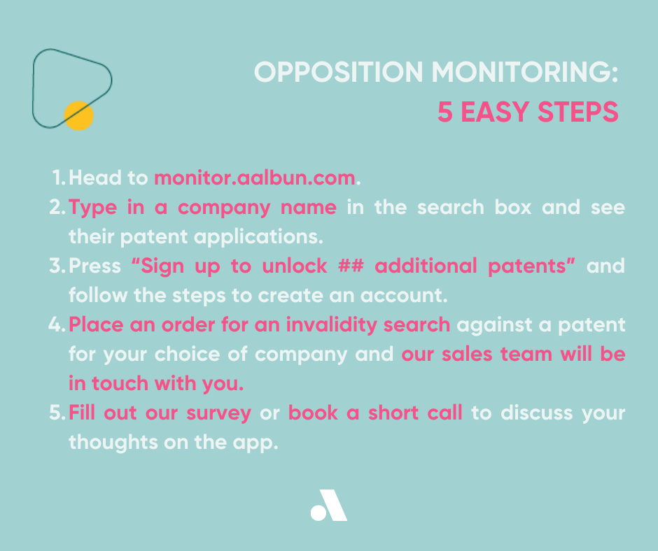 Oppositions instructions